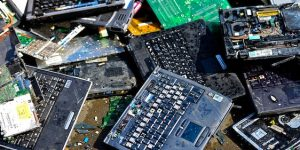 computers in landfill